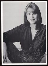 Mariette Hartley Signed Vintage Photo Autographed AUTO Signature
