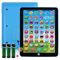 Educational Toys For 2-8 Year Old Baby Kids Toddlers Boy Girl Learning Tablet