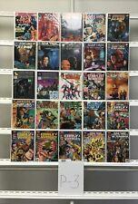 Star Trek Marvel  Dc 25 Lot Comic Book Comics Set Run Collection Box