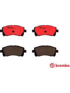 Brembo Brake Pads FOR SUBARU FORESTER SG (P78010N)