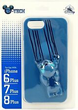 "Disney D-TECH "" Stitch "" iPhone 6 6s 7 7s 8 PLUS Rubber 3D Case New in Package"