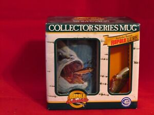 Rapala Collectable Limited Edition Collector Series Mug Includes Rapala Lure
