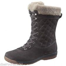 Helly Hansen HH W EIR 4 Black Suede Women's Winter Boots UK 5.5