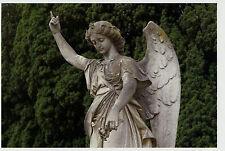 Ansichtskarte Postkarte Motiv Engel Glasnevin Cemetery Dublin Friedhof  (Nr. 42)