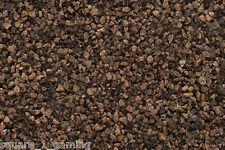 WOODLAND SCENICS B71 DK BROWN FINE BALLAST (BAG) NISB HO, N, G,O, OO SCALE