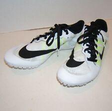 Nike Zoom JA Fly 2 Sprint Running Shoes 705373 107 Men Size 11 +Spikes & SRT