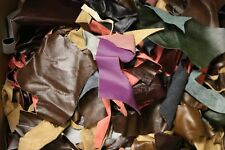 10Kg Upholstery Quality Leather Arts & Crafts,Off Cuts,Scrap,Remnants,Pieces
