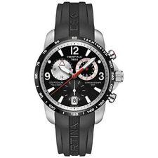 Certina Men's DS Podium GMT 42mm Rubber Band Quartz Watch C001.639.27.057.00