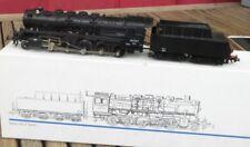 Märklin 3414 Vapeur 150z2217 SNCF Fumigène. Bo