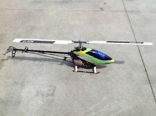Align Trex 700n RC Helicopter 3D Nitro OS 105HZ