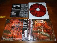 Krisiun / Works of Carnage JAPAN+4 OOP!!!!! *S
