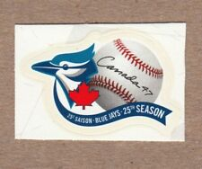 BLUE JAY = BASEBALL Toronto Team LOGO = stamp from booklet MNH Canada 2001 #1901