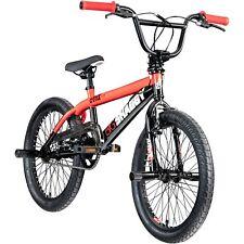 "BMX Bike 20"" Freestyle BMX deTOX Big Shaggy Spoked  360 Rotor 4 Pegs 8 Farben"