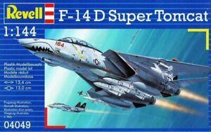 Revell 04049 F-14D Super Tomcat 1/144 scale model kit