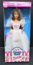 New Country Bride Barbie Special Edition 1994 Nrfb - Brunette Hair