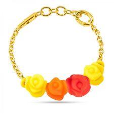 Gioielli Morellato Jewellery Silicone Alluminio Colours Giallo Rosso SABZ344 New