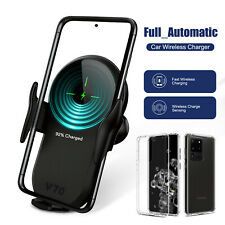 For Samsung Galaxy Note20/20 Ultra 5G/S20/Note 10 Case/Car Wireless Fast Charger