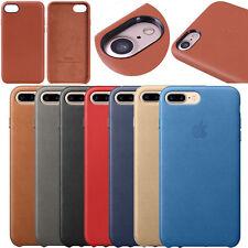 Funda Carcasa de Cuero para iPhone 7 8 7 Plus 8 Plus Original
