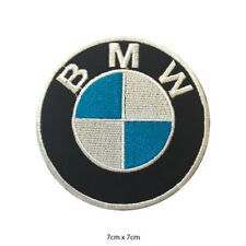 BMW Special Car Brand Embroidered Patch Iron on Sew On Badge For Clothes etc