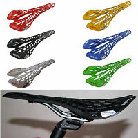 Spider Ergonomic Lightweight Cycling Bike Bicycle Seat Saddle Mountain Racing