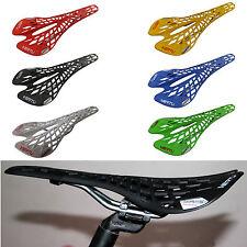 Bike Seat Cushion Cover MTB BMX Mountain Road Bike Light weight Spider Saddle