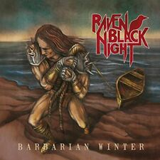 Raven Black Night - Barbarian Winter [CD]