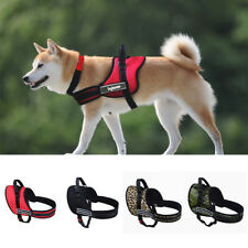 Dog Strong Non Pull Adjustable Harness Vest Comfortable Soft Padded Puppy Pet