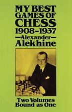 My Best Games of Chess, 1908?1937 (Paperback or Softback)