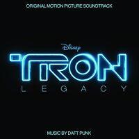 TRON :LEGACY (Music by DAFT PUNK)  (Double LP Vinyl) sealed