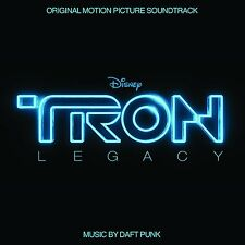 TRON :LEGACY (Music by DAFT PUNK)  (Double LP Vinyl) sealed