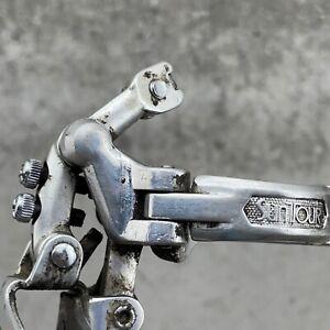 Vintage Suntour Front Derailleur ARX AX 28.6mm Bottom Pull Clamp Road Double