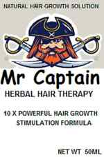 Mr Captain 10 X Powerful Hair Growth STIMULATION FORMULA