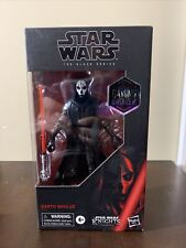 Hashbro Star Wars Black Series Darth Nihilus 6 inch Action Figure