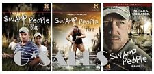 Swamp People ~ Complete First Second & Third Season 1-3 (1 2 & 3) ~ NEW DVD SETS