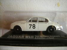 1/43 JAGUAR Mk II TOUR DE FRANCE AUTOMOBILE 1960