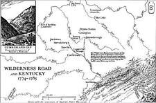 Wilderness Road Duo - Virginia & Kentucky History