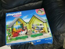 Playmobil Model 5951 Dollhouse Playset and Extra Pieces