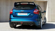 REAR BUMPER (RS 2015 LOOK) FORD FOCUS MK3 PREFACE (2010-2014)