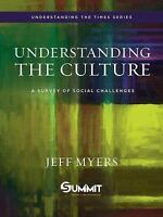 UNDERSTANDING THE CULTURE - MYERS, JEFF - NEW HARDCOVER BOOK
