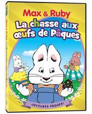 NEW DVD -TREEHOUSE - Max & Ruby – La chasse aux œufs de Pâques - 55min