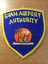 GUAM PATCH POLICE AIRPORT AUTHORITY