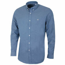 Button Cuff Long Formal Shirts 42 in. Chest for Men