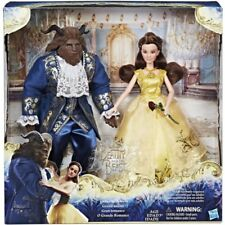 Disney Beauty and The Beast Grand Romance 2-Pack. Doll Set - Nib