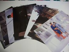 Superman ll Lobby card set 1980