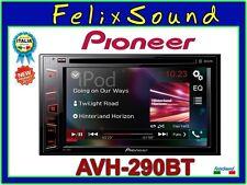 "PIONEER AVH-290BT -Sintolettore CD/DVD con schermo touch-screen da 6.2"""