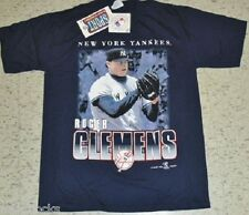 Roger Clemens shirt New York Yankees Vintage T-Shirt sz XL NEW w/ TAG Dead Stock