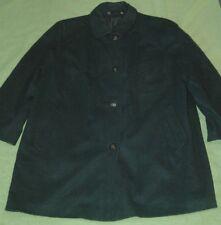 C&A Kurzmantel Gr. 24 Brustweite 64 cm Schurwolle Petrol Mantel Jacke CundA