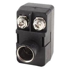 2 x Poussez-Sur Antenne transformateur d'adaptation 300/75 ohms TV F Adaptateur