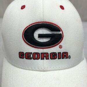 COLOSSEUM ATHLETICS GEORGIA BULLDOGS ADJUSTABLE STRAPBACK CAP/HAT