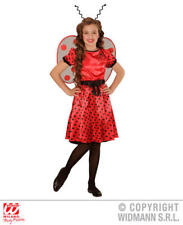 Girls Kids Childs Ladybug Fancy Dress Costume Outfit 8-10 Yrs